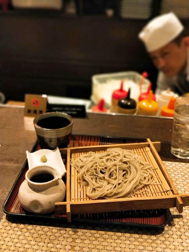 そば居酒屋るちん(心斎橋駅・蕎麦)