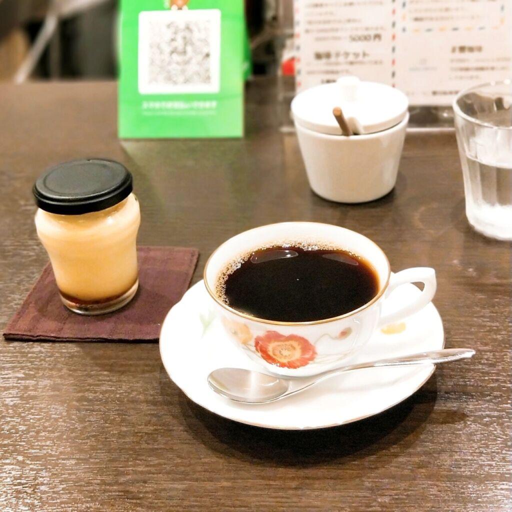 響珈琲(大阪・扇町駅・喫茶店)