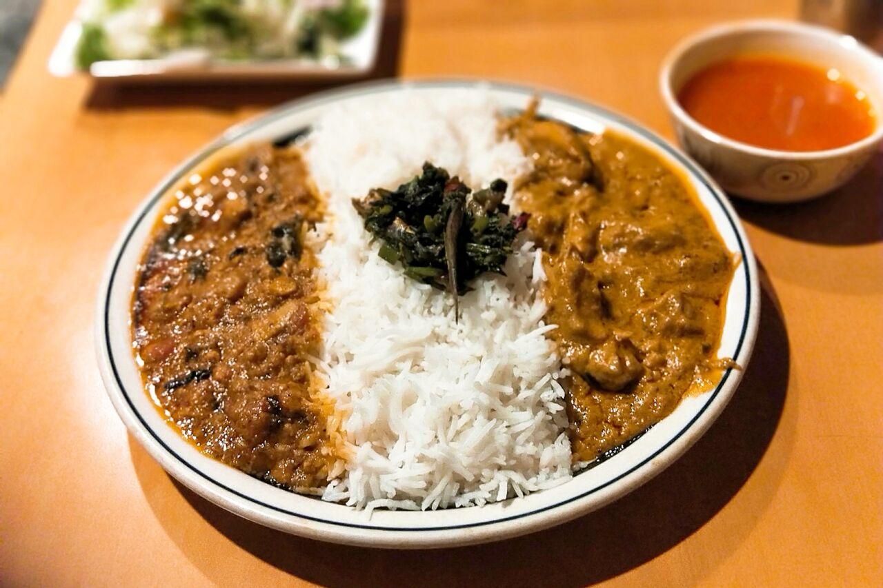 シンズキッチン(近鉄日本橋駅・インド料理,カレー)