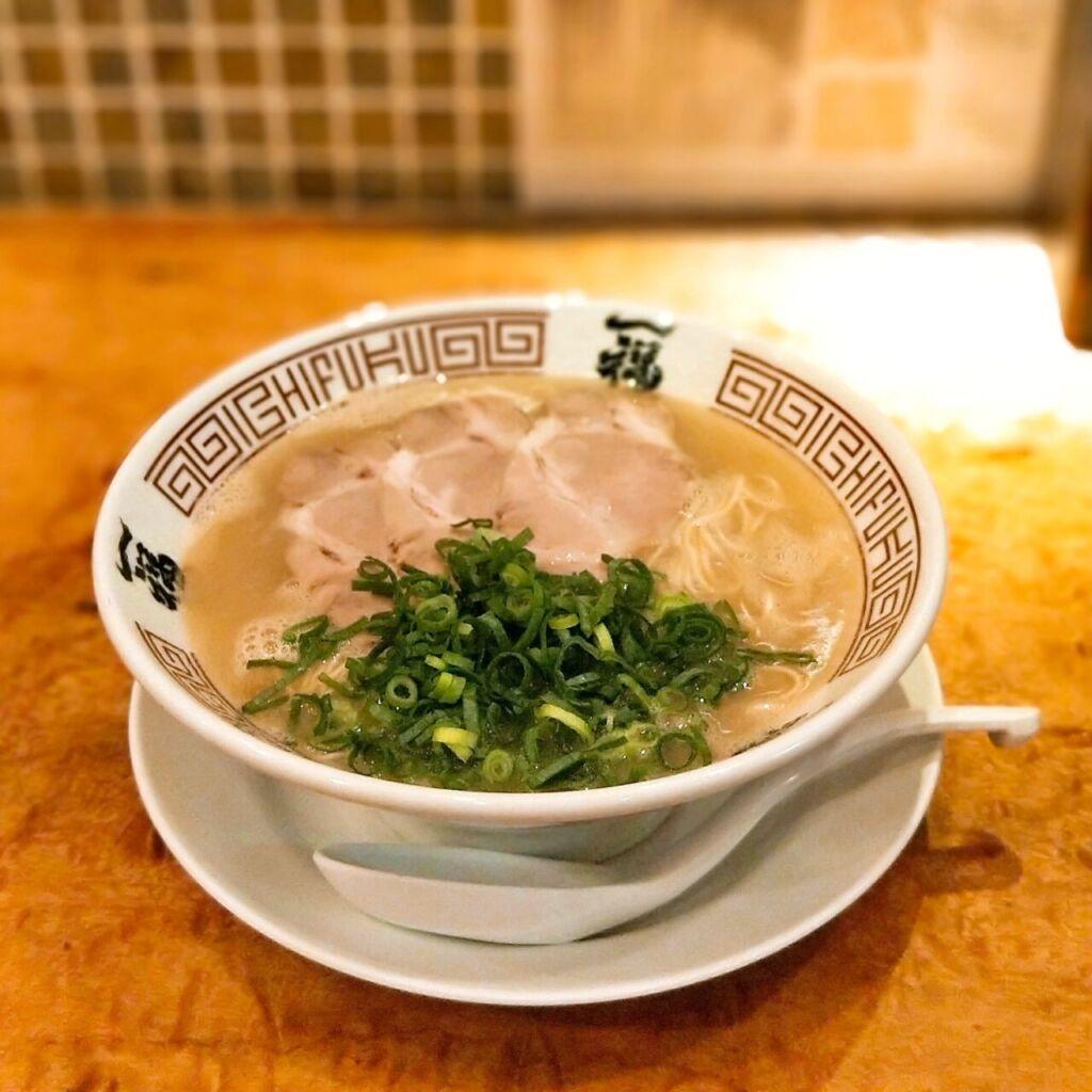 一福三ツ寺店(心斎橋駅・ラーメン)