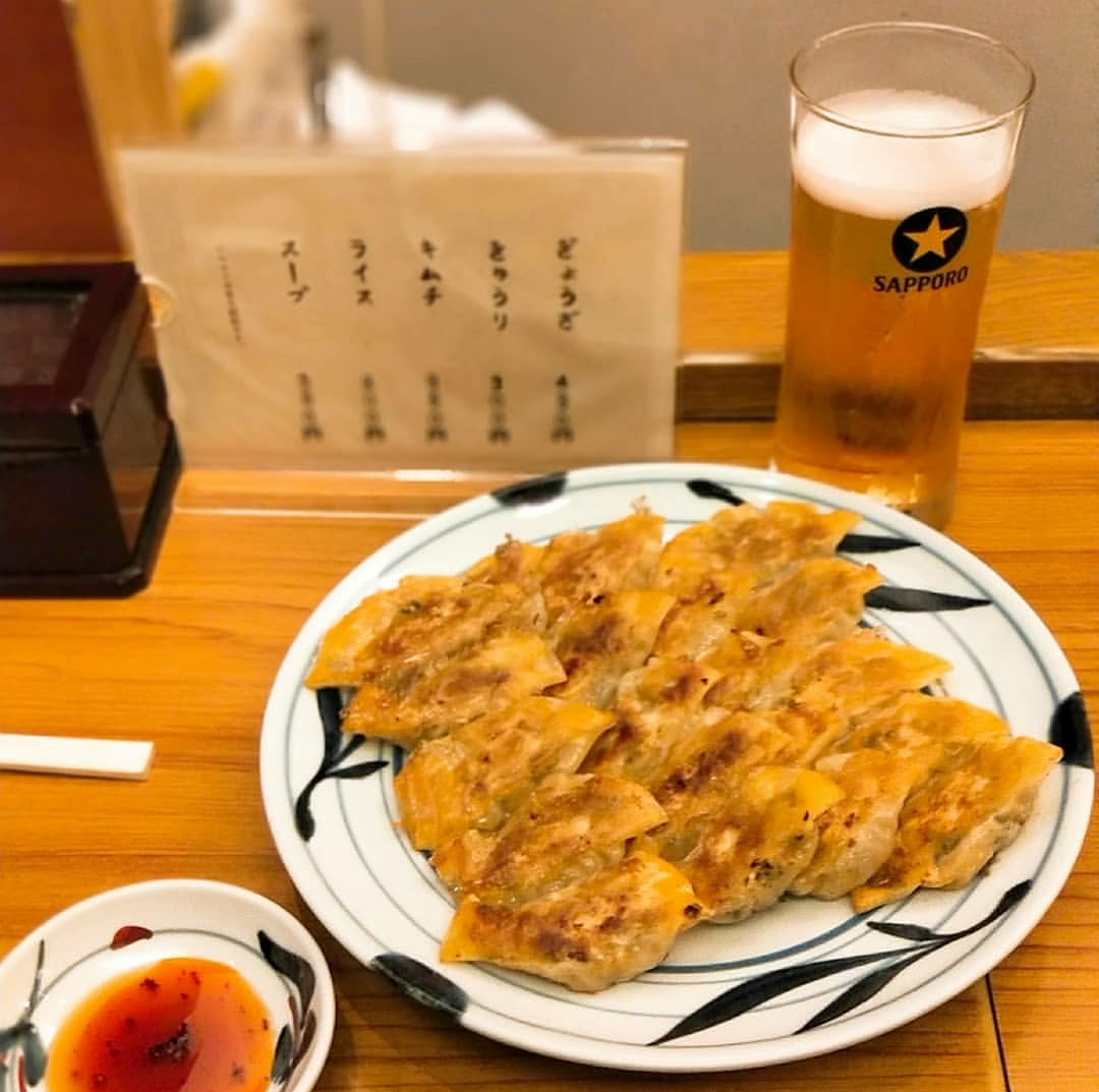 ぎょうざ処だいきち(心斎橋駅・餃子)