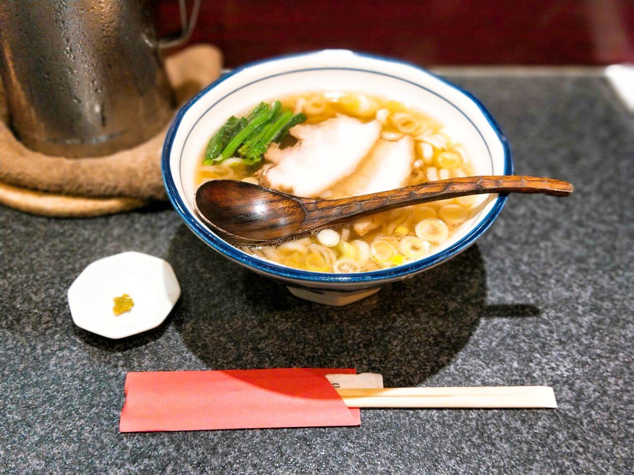 烈志笑魚油 麺香房 三く(新福島駅・ラーメン,つけ麺)