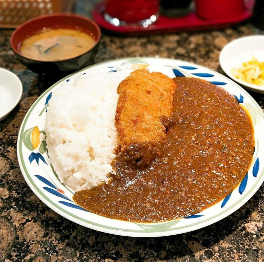 ミンガス(梅田駅・カレー)
