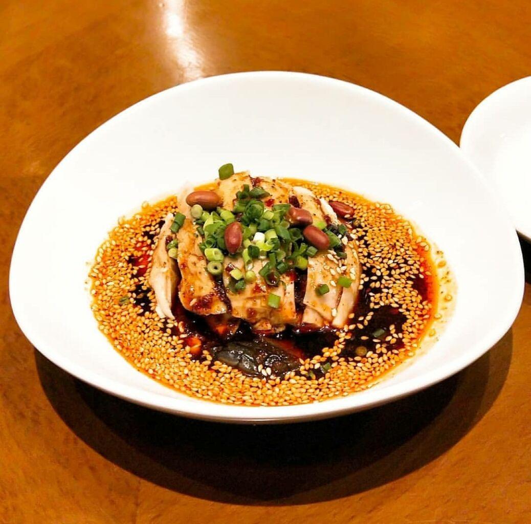 中華香彩JASMINE口福厨房(日本橋駅・中華料理)