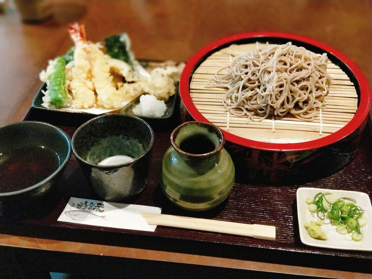 蕎麦 小山(福島駅・蕎麦)