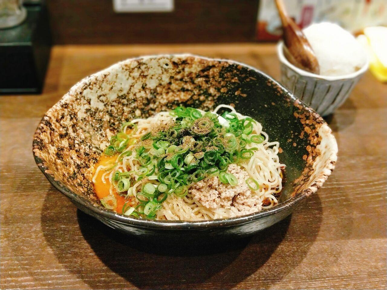 キング軒 大阪梅田店 (汁なし担々麺・大阪駅)