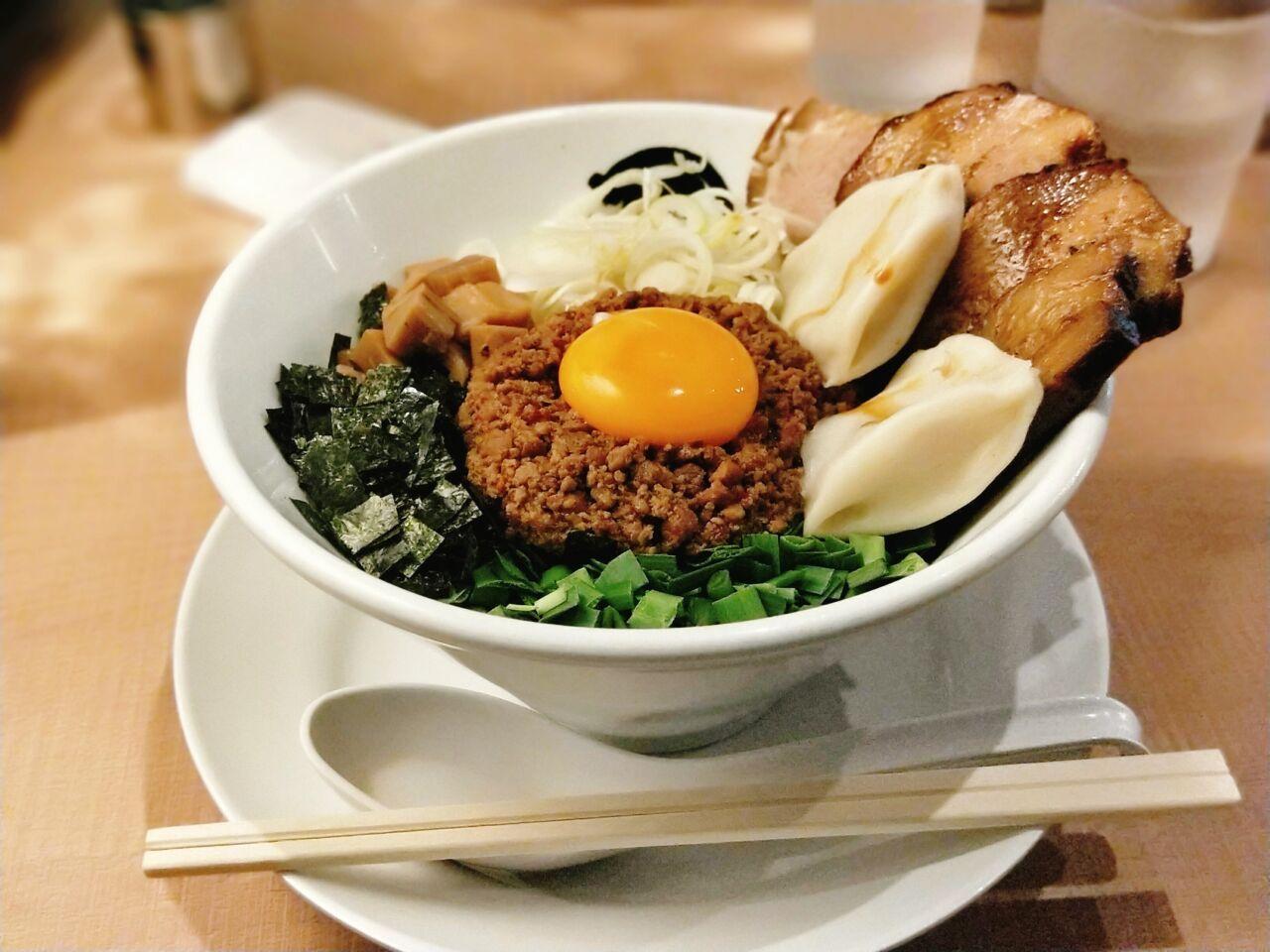 麺や マルショウ 江坂店(江坂駅・台湾まぜそば)