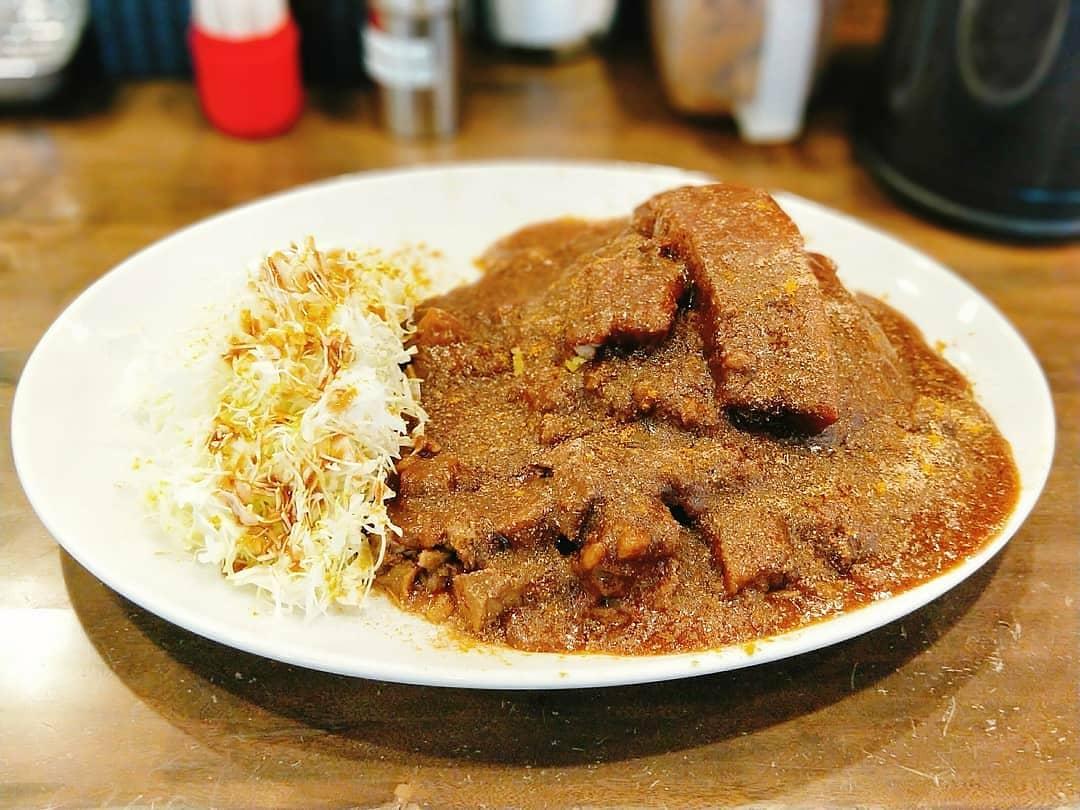 肉カレー千葉屋(南森町駅・カレー)