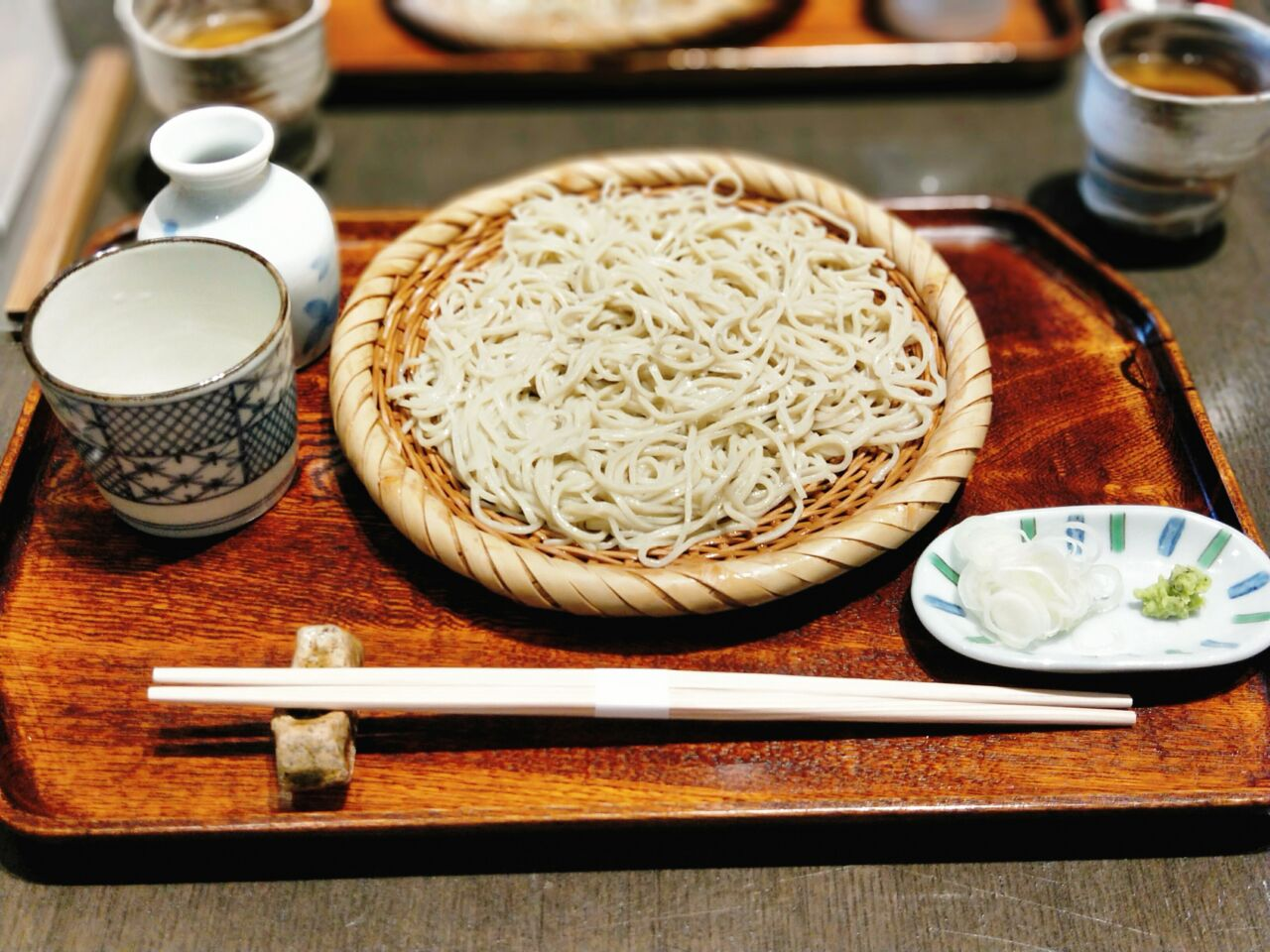 松下(中崎町駅・蕎麦)