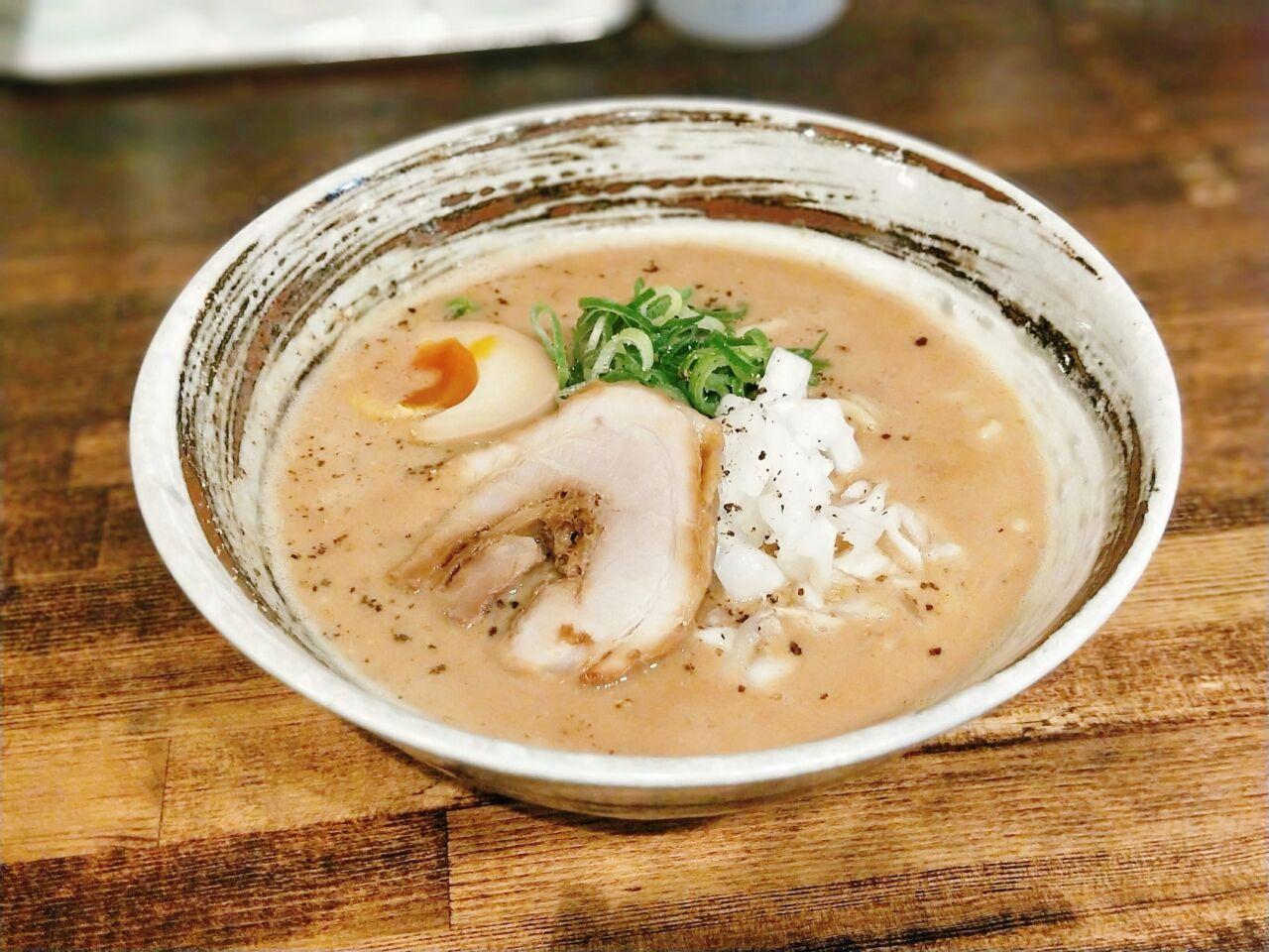 大杉製麺(西中島南方駅・ラーメン)