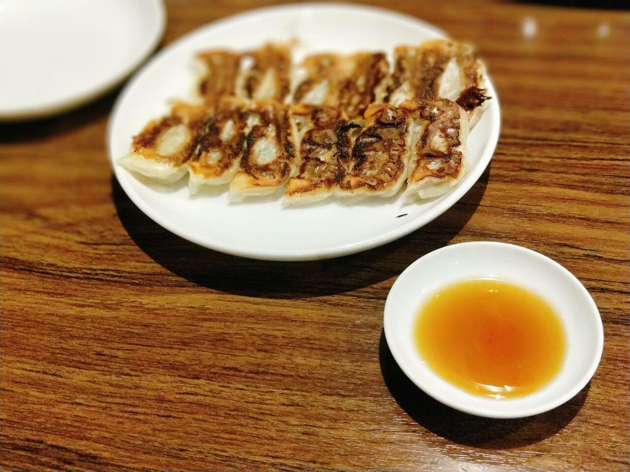 岩亭(なんば駅・中華料理)