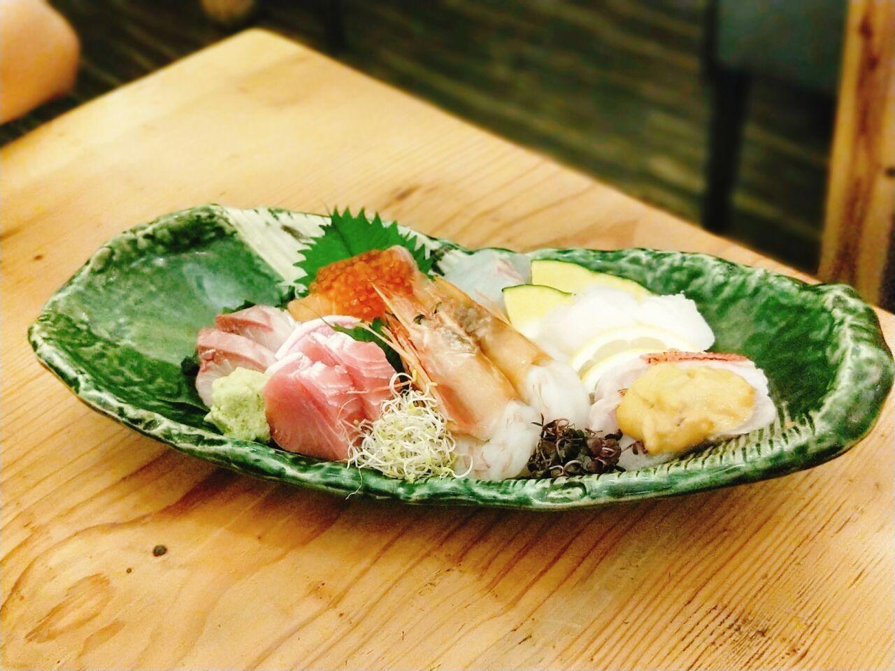 うたげどころ うぉっしゅ(北新地駅・魚介料理)