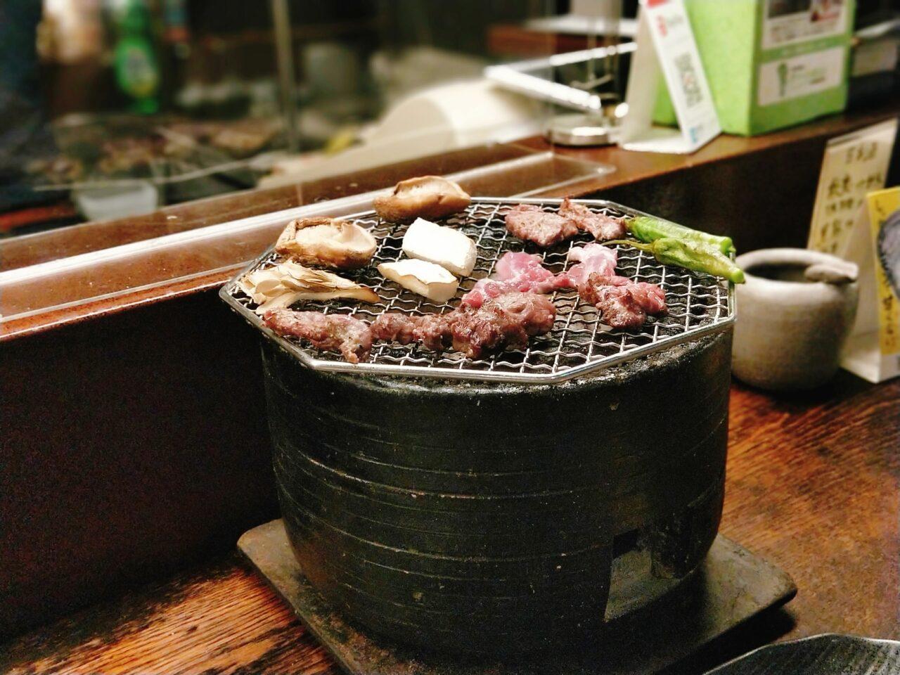 焼庵(なんば駅・炭火焼,海鮮料理)