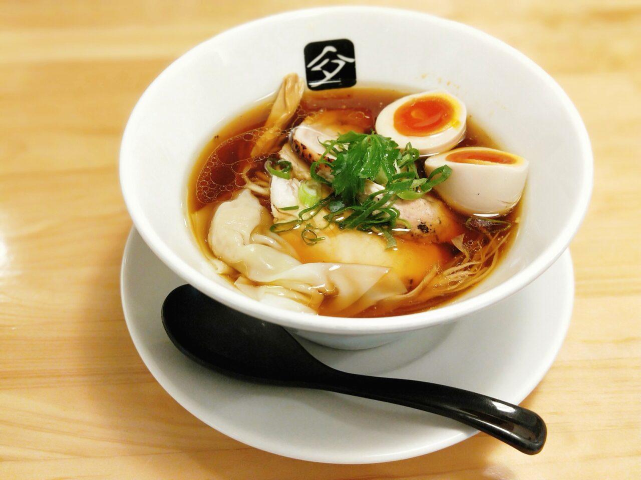 中華そば 高野(大口駅・中華そば、つけ麺)