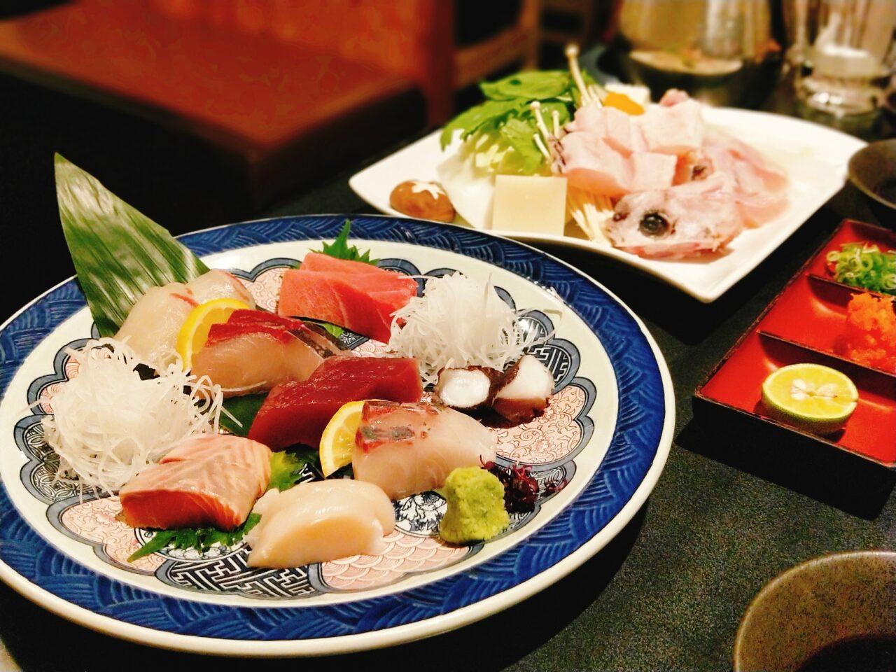 割鮮 吉在門 東通り店(梅田駅・海鮮料理)