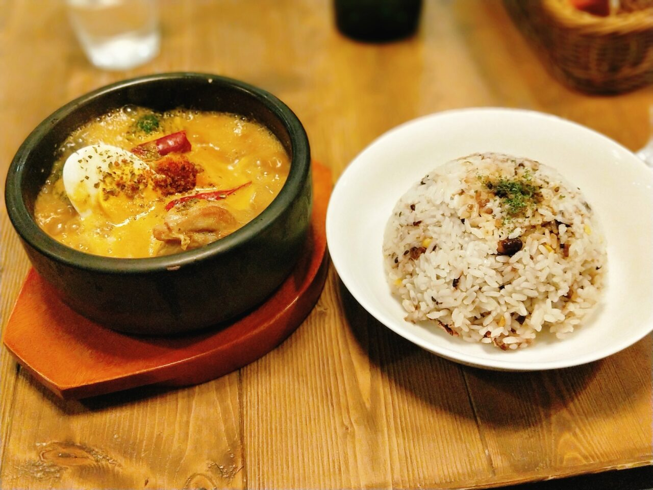 Spice&Sweets KAJU(梅田駅・カレー、カフェ)