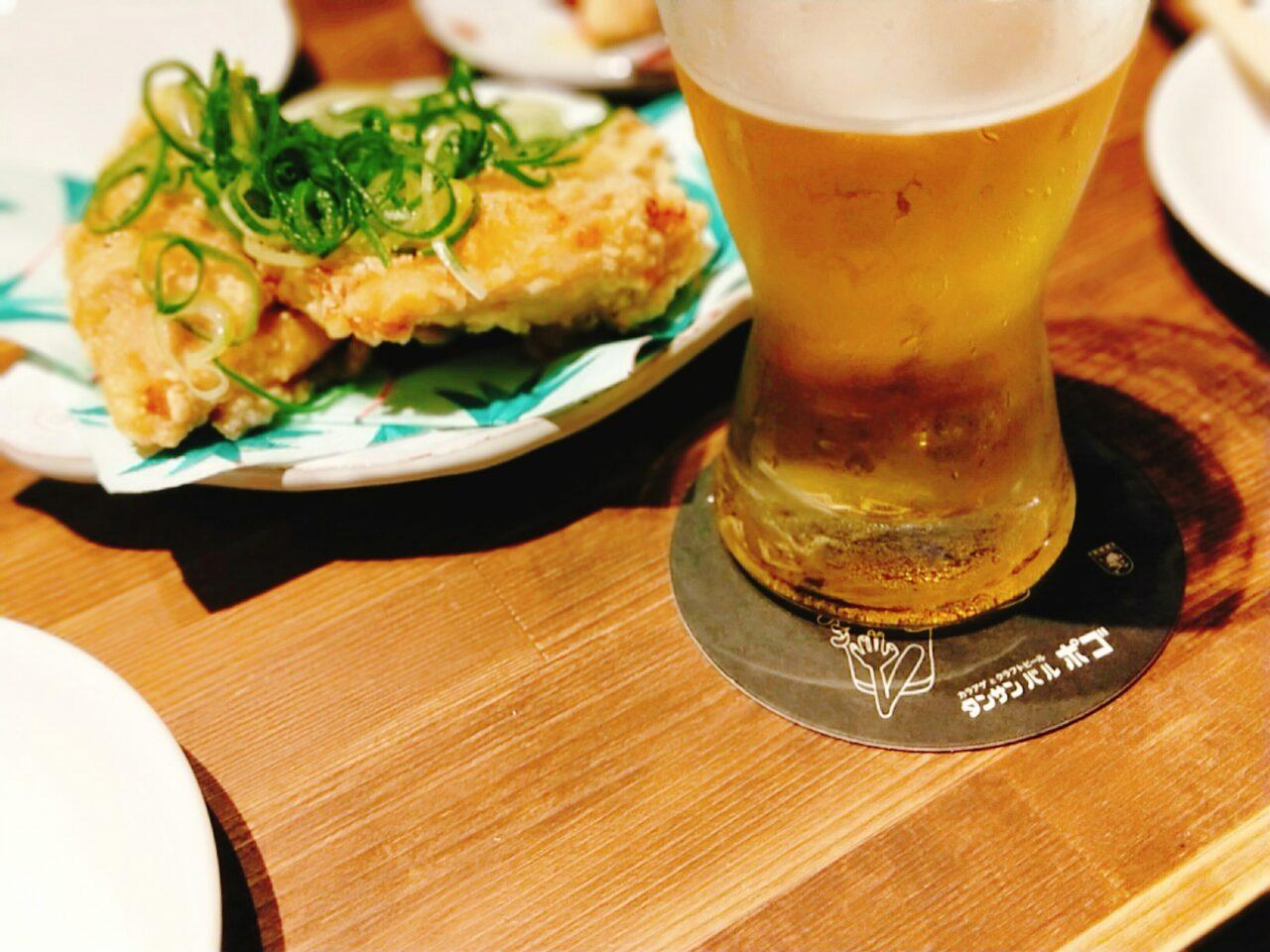 カラアゲとクラフトビール タンサンバルポゴ(新福島駅・からあげ、居酒屋)