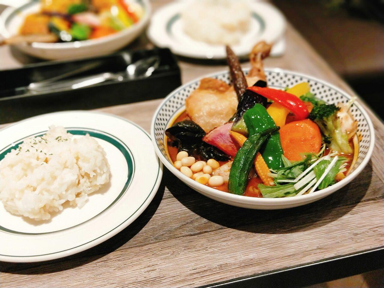 Rojiura Curry SAMURAI. グランフロント大阪(スープカレー・大阪駅)