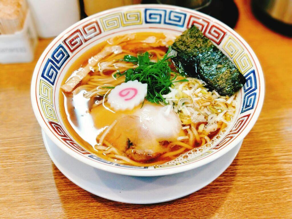 中華そば桐麺(十三駅・ラーメン)